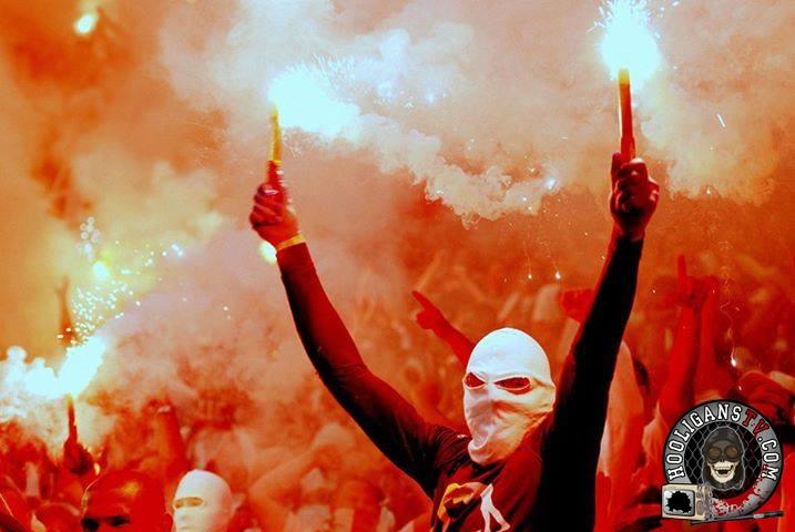 Hooligans Pyro