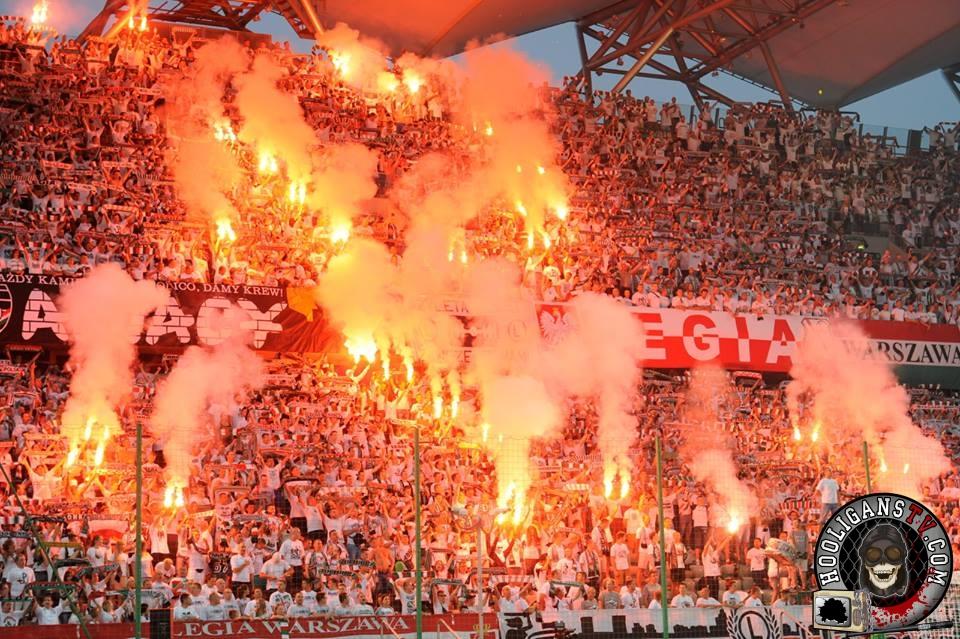 Gornik Zabrze: Legia Warszawa Vs Górnik Zabrze 02.08.2014