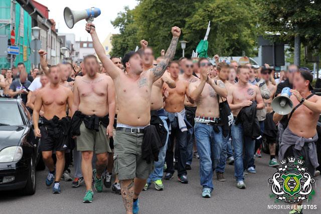 Hooligans Mönchengladbach