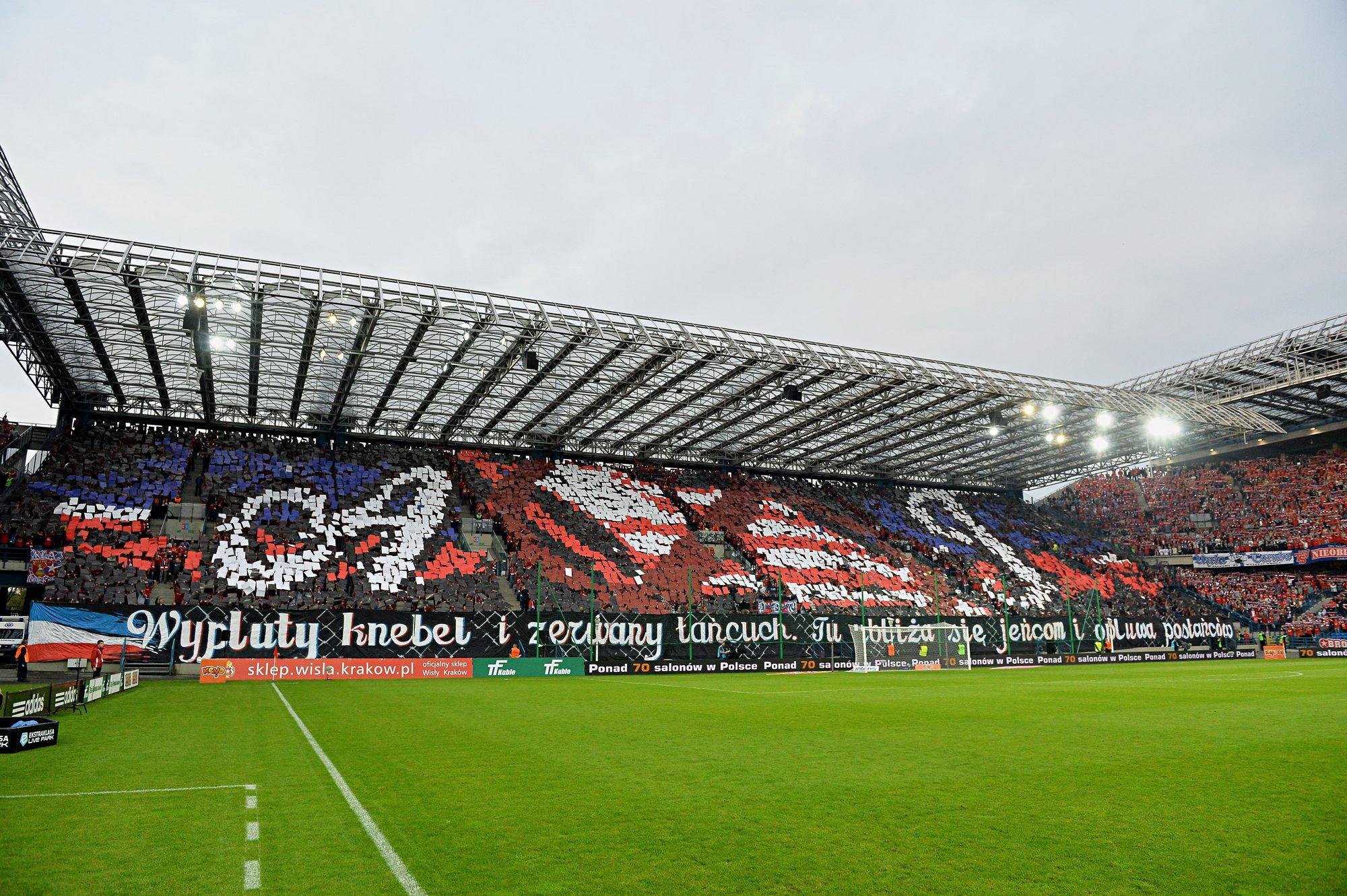 Wisla Krakow: Legia Warszawa 21.09.2014, All Cops Are
