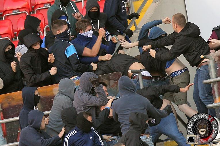 Kaiserslautern Hooligans