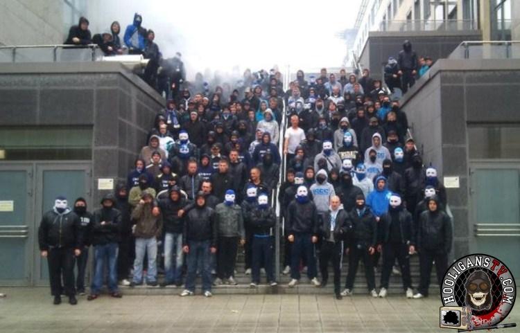 Hooligans Magdeburg