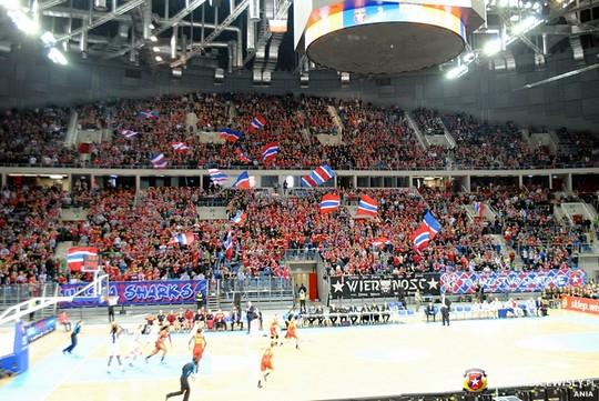Wisła Krakow - Galatasaray 18.12.2014, new record for ...