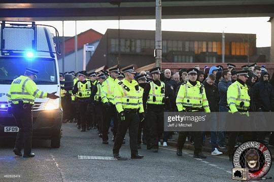 <> on February 1, 2015 in Glasgow, Scotland.