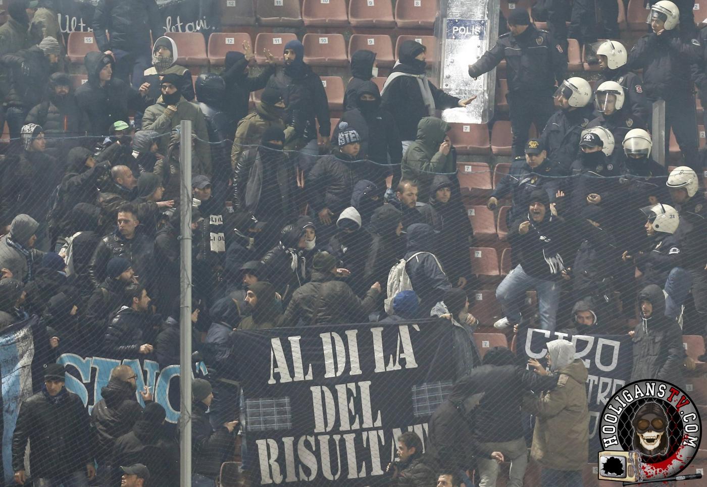 Trabzonspor vs Napoli