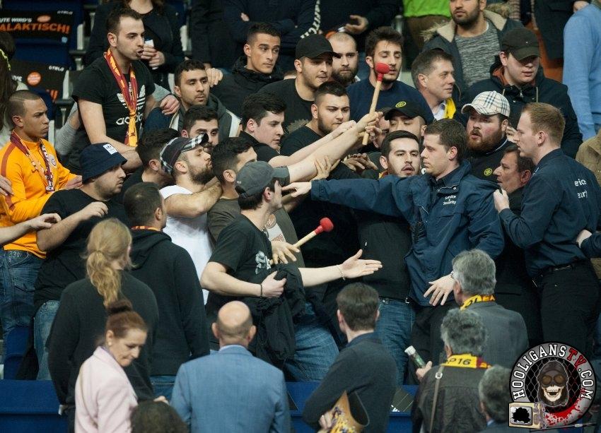 ALBA Berlin - Galatasaray Istanbul