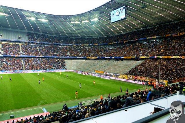 Dynamo Dresden 1860 MГјnchen