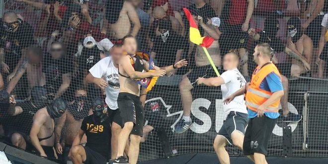 Sparta Prague (Czech Republic) – Spartak Subotica (Serbia) 02.08.2018