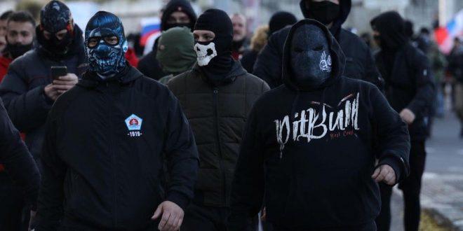 Slovakia protests 17.11.2020